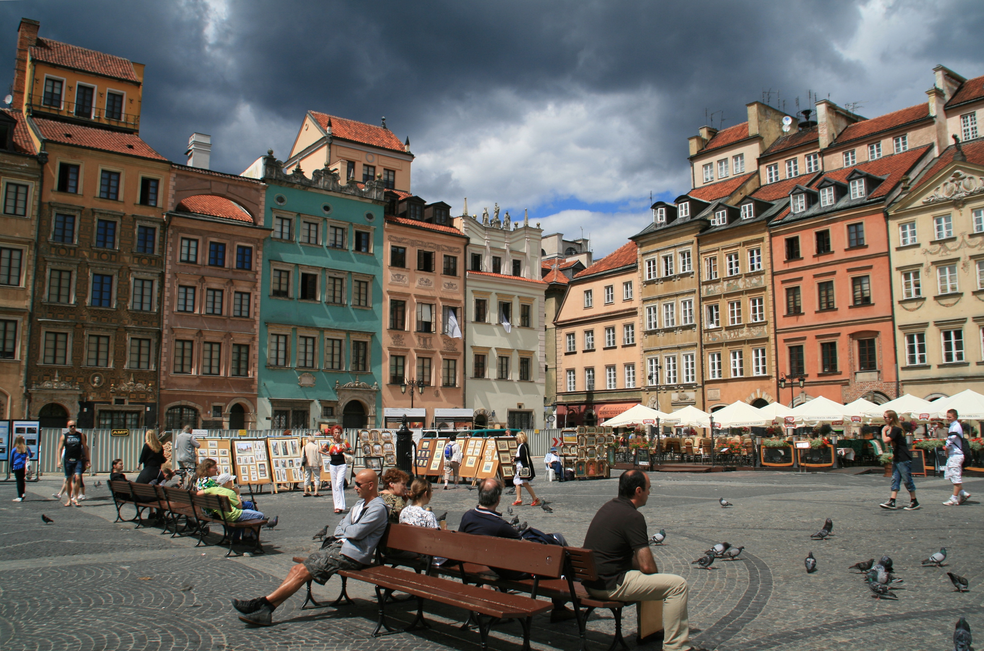 Old-Town-Warsaw